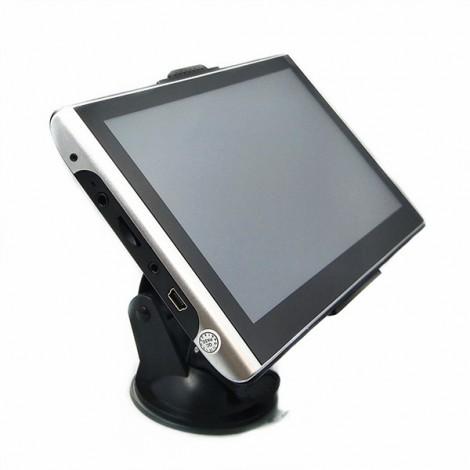 Нова 7-инчова GPS навигация с 256 м/8 GB CPU800M + FM + Език + карти