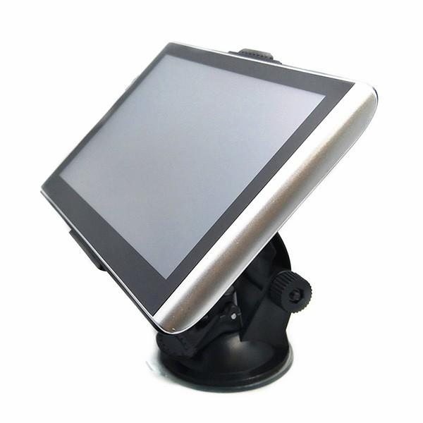 Нова 7-инчова GPS навигация с 256 м/8 GB CPU800M + FM + Език + карти 7