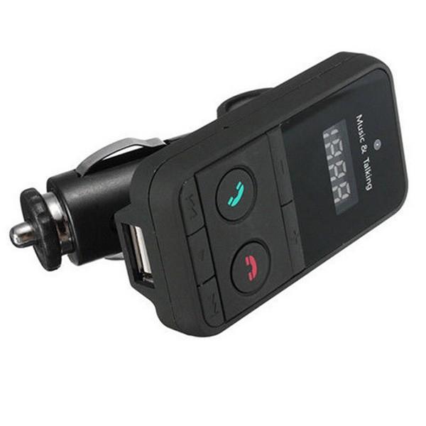 Безжичен MP3 трансмитер с Bluetooth, FM радио SD карта памет до 32 GB HF301 HF11 4