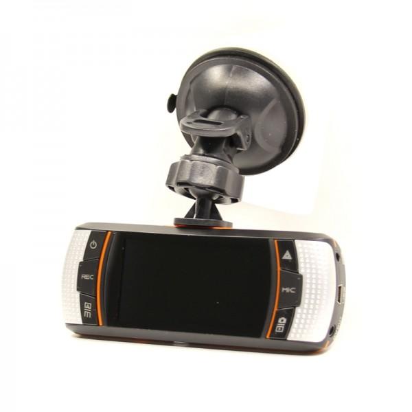 DVR за кола с HD предна и задна камери и LED светлина за нощен запис AC44 1