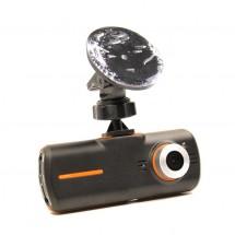 DVR за кола с HD предна и задна камери и LED светлина за нощен запис AC44