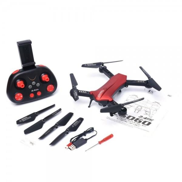 Lishitoys L6060 – сгъваем дрон-хеликоптер, отличен подарък за малчуганите 4