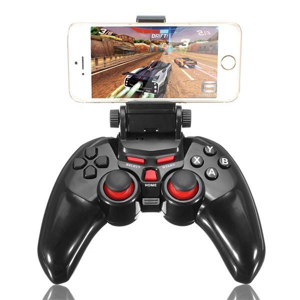DOBE TI 465 - Безжичен джойстик с Bluetooth за PC и други игри, Αndroid и iOS 9