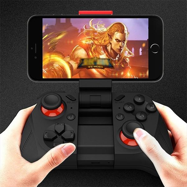Безжичен джойстик MOCUTE с Bluetooth и поддръжка за смартфони, таблети и PC PSP9 5