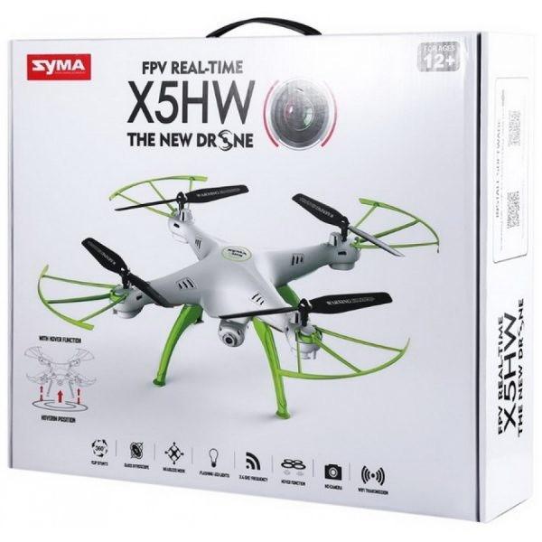 Дрон Syma X5HW с WIFI камера 17