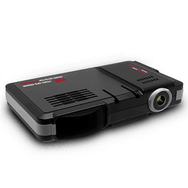 DVR видеорегистратор 2 в 1 с дисплей 2 инча камера и радар за скорост AC51 4