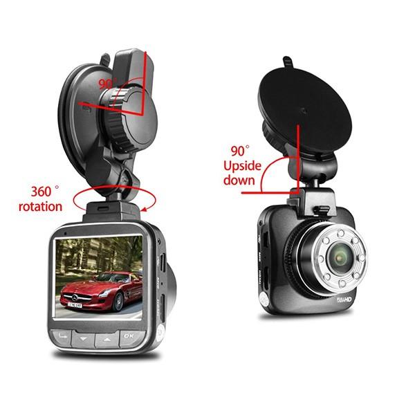Мини видеорегистратор с нощно виждане G55W AC45 10