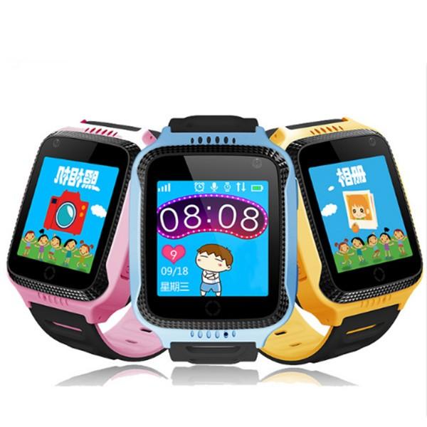 Детски Смарт часовник с GPS- TWOX Q528