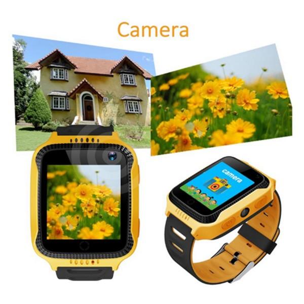 Детски Смарт часовник с GPS- TWOX Q528 3