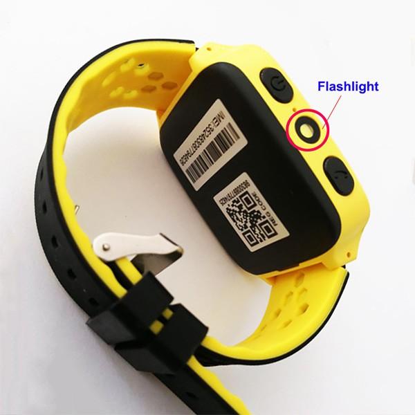 Детски Смарт часовник с GPS- TWOX Q528 5