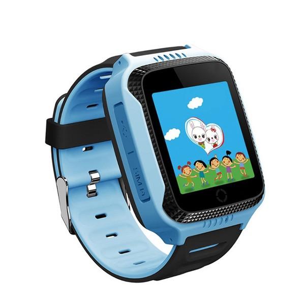 Детски Смарт часовник с GPS- TWOX Q528 8