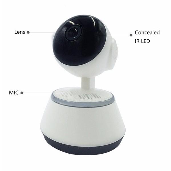 Инфрачервена камера за видеонаблюдение OEM IPV380 6