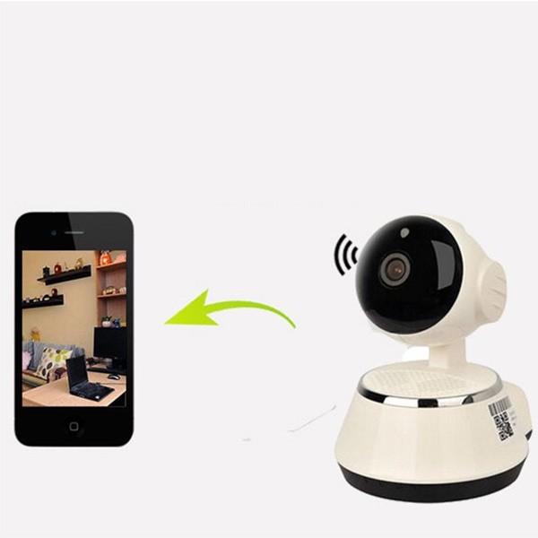Инфрачервена камера за видеонаблюдение OEM IPV380 8