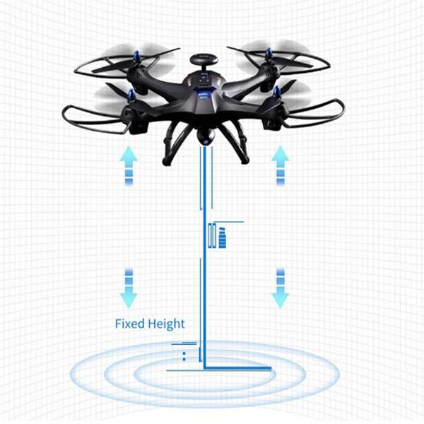 Квадрокоптер Global Drone X183 2