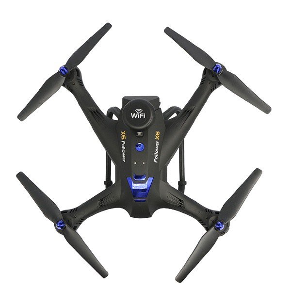 Квадрокоптер Global Drone X183 7