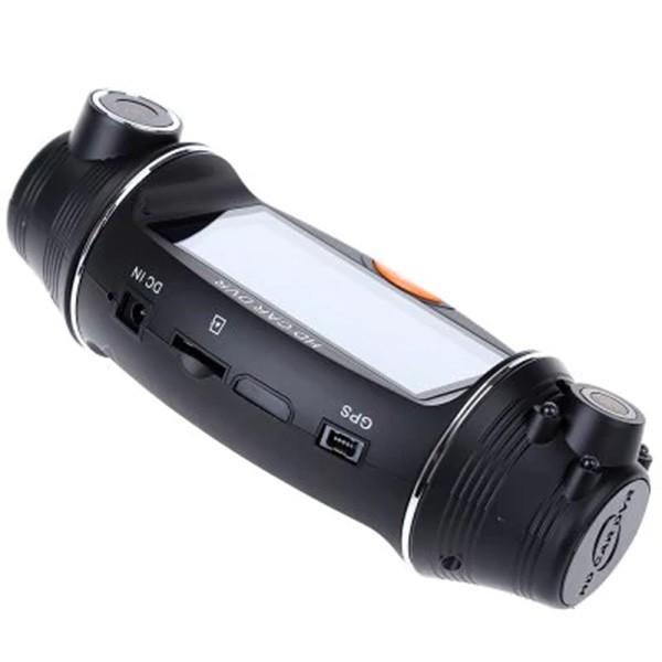Камера за кола R310 TFT с GPS модул за проследяване и два обектива за HD AC47 4