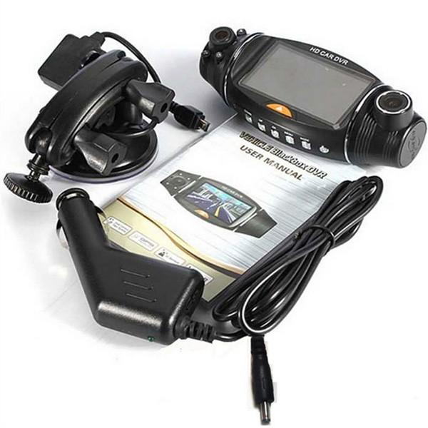 Камера за кола R310 TFT с GPS модул за проследяване и два обектива за HD AC47 13