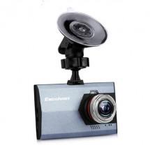 Широкоъгълен видео рекордер за автомобил Excelvan A8 FHD 1080P с инфрачервено нощно снимане