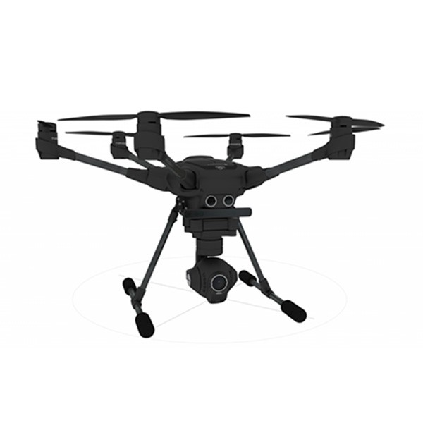 Дрон Yuneec Typhoon H Pro RS 12