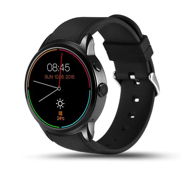 Водоустойчив смарт часовник Lemfo X200 с Bluetooth 3G SIM карта GPS и WiFi SMW22 1