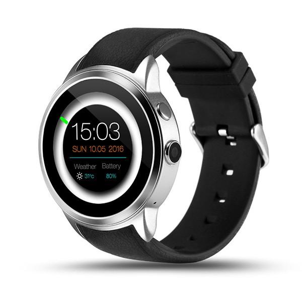 Водоустойчив смарт часовник Lemfo X200 с Bluetooth 3G SIM карта GPS и WiFi SMW22 2