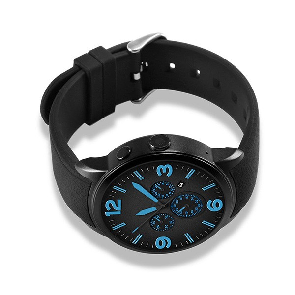 Водоустойчив смарт часовник Lemfo X200 с Bluetooth 3G SIM карта GPS и WiFi SMW22 5