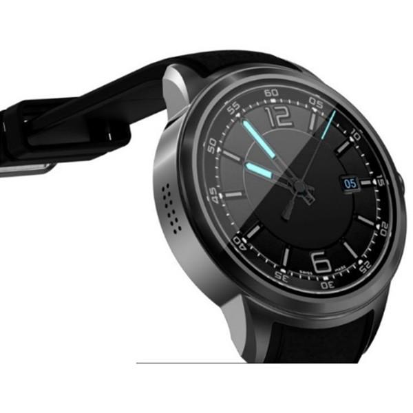 Водоустойчив смарт часовник Lemfo X200 с Bluetooth 3G SIM карта GPS и WiFi SMW22