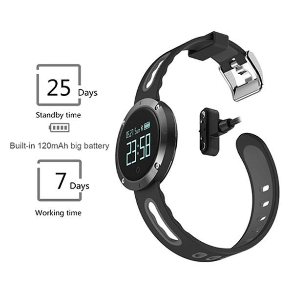 Спортен часовник DM58 с измерване на сърдечния ритъм и кръвното налягане, SMW23 5