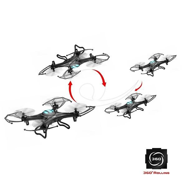 Eachine H8C mini мини-квадрокоптер с макси възможности 3