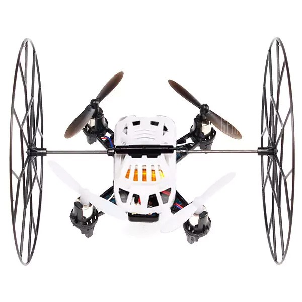 JJRC H1 безчетков дрон с LVC контрол елегантен дизайн 2