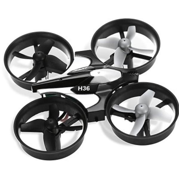 JJRC H36 – микро-дрон с кръстосани перки макси маневреност и повишена сигурност 3