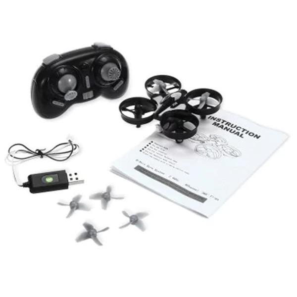 JJRC H36 – микро-дрон с кръстосани перки макси маневреност и повишена сигурност 8