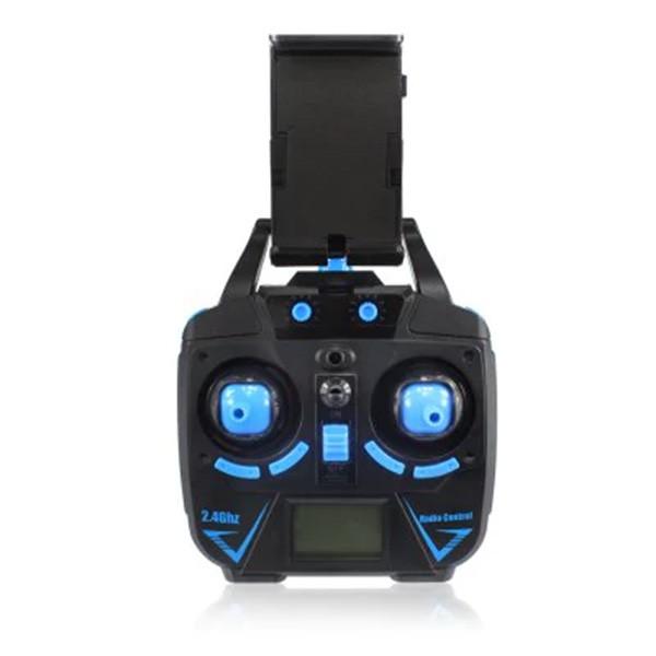 H26W – дрон с камера и безжична връзка към мобилни устройства с Android и iOs 5