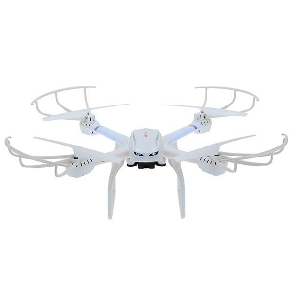 X101 – дрон с безядрени двигатели и опция за закачване на камера