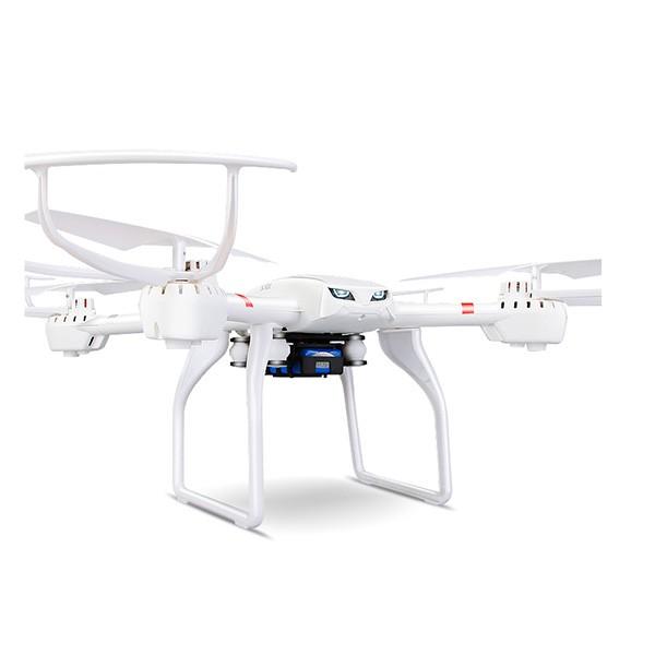 X101 – дрон с безядрени двигатели и опция за закачване на камера 2