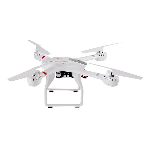 X101 – дрон с безядрени двигатели и опция за закачване на камера 3