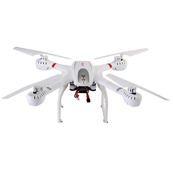 X101 – дрон с безядрени двигатели и опция за закачване на камера 4