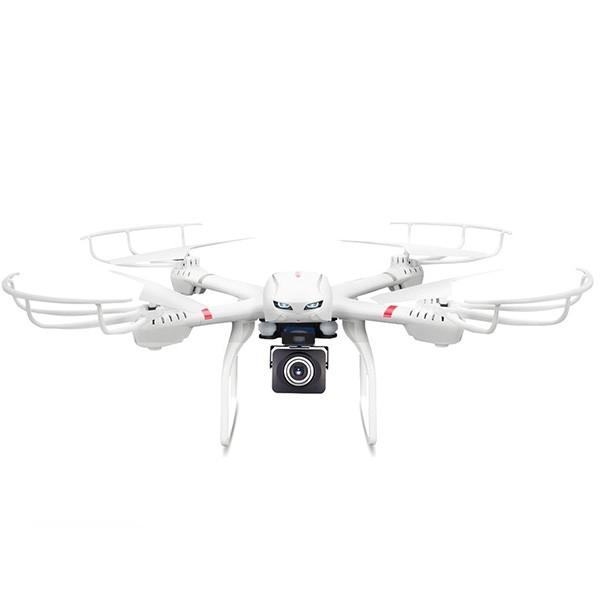 X101 – дрон с безядрени двигатели и опция за закачване на камера 6
