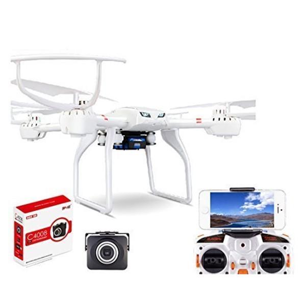 X101 – дрон с безядрени двигатели и опция за закачване на камера 7