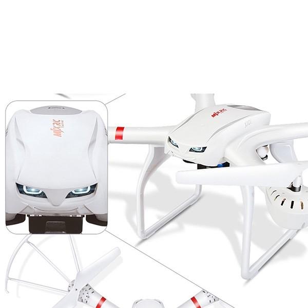 X101 – дрон с безядрени двигатели и опция за закачване на камера 9