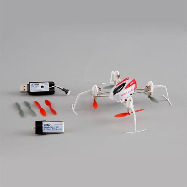 Дрон Blade Nano QX 3D за въздушна акробатика 9