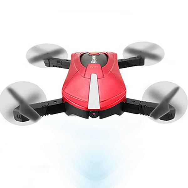 Квадракоптер Eachine E52 с видеопредаване в реално време и WiFi 2