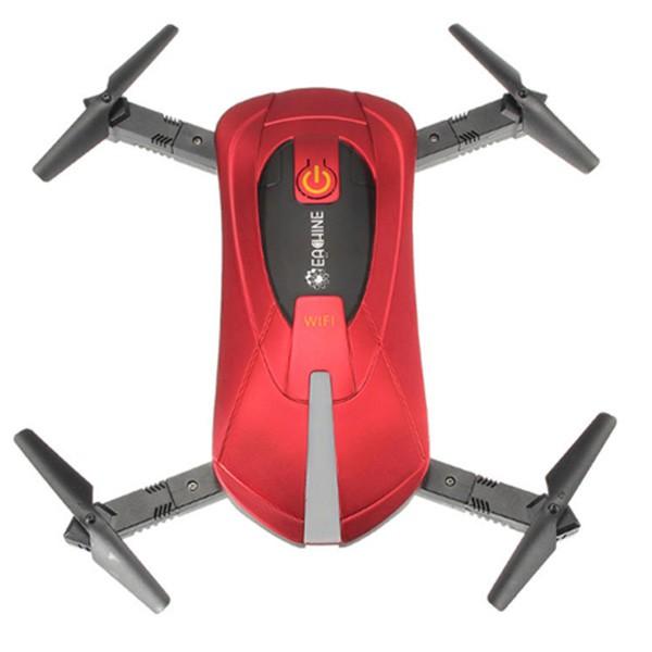 Квадракоптер Eachine E52 с видеопредаване в реално време и WiFi 7