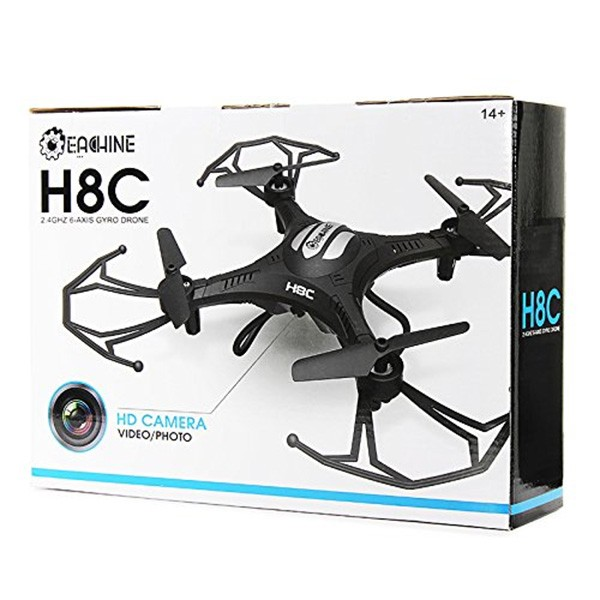 Квадракоптер Eachine H8 с 2 MP камера headless режим 6-осов жироскоп 6