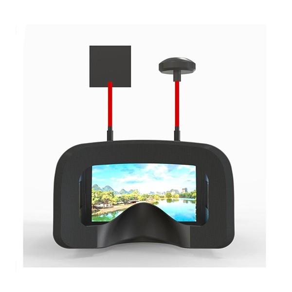 Многофункционални FPV очила с регулируем DVR обектив Eachine VR D2 Pro 3