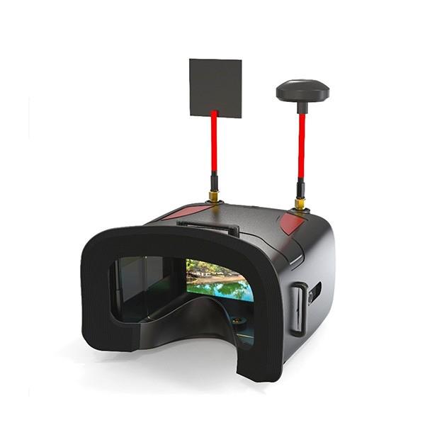 Многофункционални FPV очила с регулируем DVR обектив Eachine VR D2 Pro 4