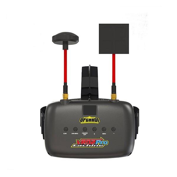 Многофункционални FPV очила с регулируем DVR обектив Eachine VR D2 Pro 5