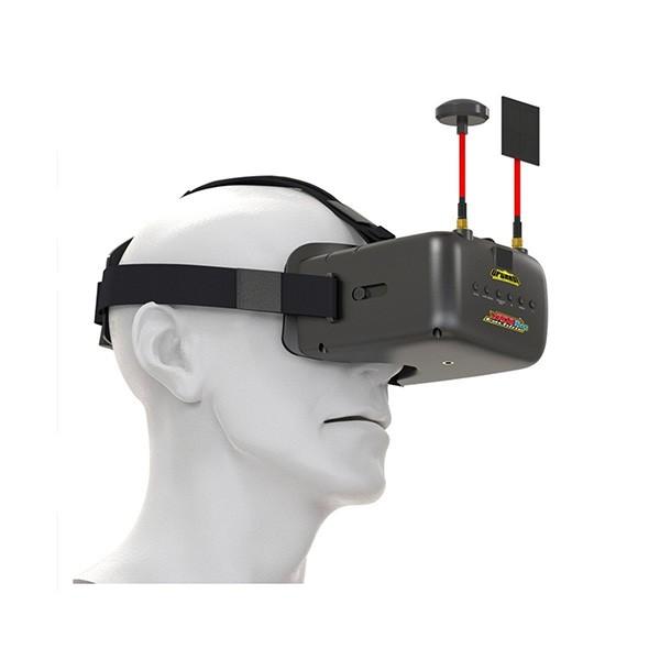 Многофункционални FPV очила с регулируем DVR обектив Eachine VR D2 Pro 8