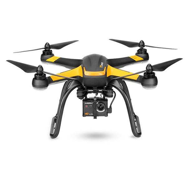 Дрон Hubsan H109S X4 PRO с обхват до 1500 метра и 1080P HD камера 6