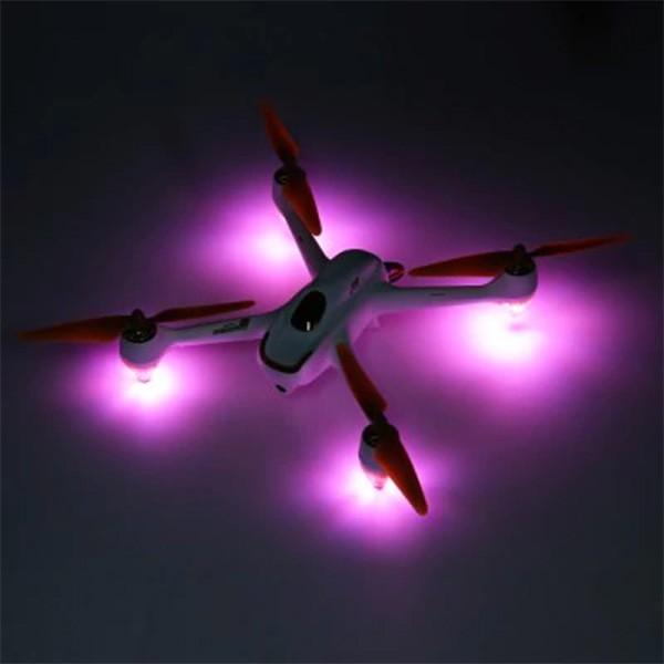 Квадракоптер Hubsan H501S X4 с HD камера FPV GPS и безчетков мотор 4